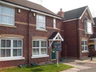 2 bed Mews to rent in Whitewell Close, Nantwich