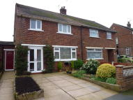 3 bedroom semi detached home in Blagg Avenue, Nantwich