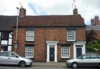 3 bed Terraced home in Welsh Row, Nantwich