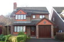 Detached house in Hirsch Close, Nantwich