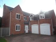 4 bedroom Detached house in Walnut Close, Hough