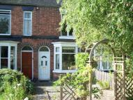 Terraced property in Northcrofts, Nantwich