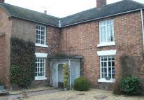 Detached property in Wellington Road, Nantwich