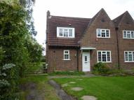 semi detached home in MALDEN RUSHETT...