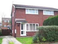 2 bedroom semi detached property to rent in Dorrington Close...