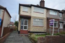 3 bedroom semi detached property to rent in Hazel Avenue...