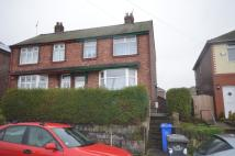 3 bed semi detached property to rent in Holloway, Runcorn, WA7