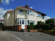 semi detached house in Oakdale, POOLE, Dorset