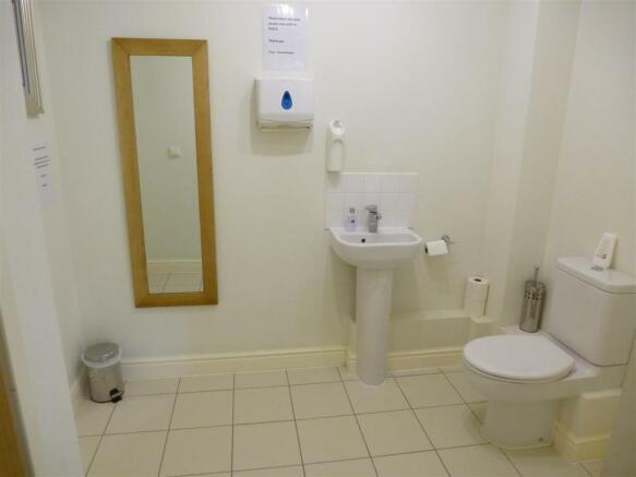 Communal WC