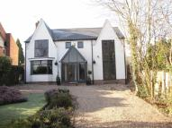Detached home for sale in Church Lane...