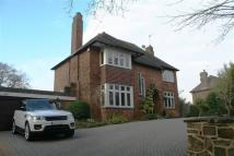 Detached home in Duffield Road, Allestree...