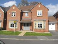 4 bed Detached property in Highfields Park Drive...
