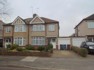 Argyle Road semi detached property to rent
