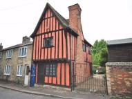 Cottage for sale in Godmanchester...