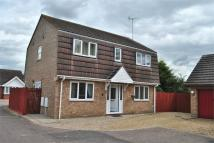 Detached home in Grange Close, Sawtry...