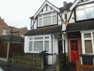 Terraced home to rent in Latimer Road, Croydon