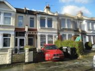 Terraced property in Charnworth Road...