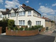 semi detached property in Eden Park Avenue...