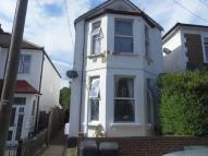 Studio flat in Fernham Road...