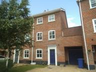 Coltsfoot Crescent Town House to rent
