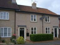 Terraced property in Rockingham Road...