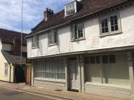 Terraced house to rent in Guildhall Street...