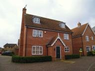 Detached property for sale in Blacksmiths Way, Elmswell