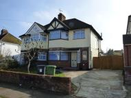 3 bed semi detached home in Melrose Avenue...
