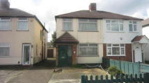 3 bed semi detached home in Norwood Gardens, Hayes...