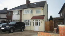 4 bedroom semi detached house for sale in Northfield Park, Hayes...