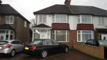 3 bedroom semi detached property in Hewens Road, Uxbridge...