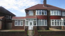 semi detached house in Hughes Road, Hayes, UB3