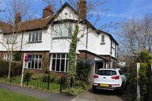 4 bedroom semi detached home in West Meade, Chorltonville