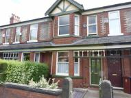 Terraced home for sale in Oswald Road, Chorlton...