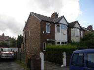 3 bedroom semi detached property in Beaumont Road, Chorlton