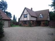Detached house in Highlow Road, Costessey...