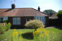 Semi-Detached Bungalow in Pilling Road...