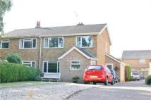 semi detached house for sale in St Andrews Close, Buxton...