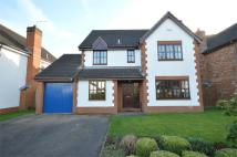 4 bedroom Detached house in Barker Way, Thorpe End...
