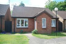 2 bed Detached Bungalow in St Williams Way...