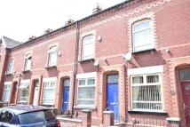 Terraced property in Waldeck Street, Bolton...