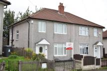 3 bedroom semi detached home in Mobberley Road, Bolton...