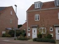 End of Terrace house to rent in Robertson Way, Sapley...
