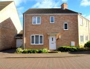 4 bed semi detached house in Robertson Way, Sapley...