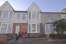 3 bed Terraced home in Glencoe Road, Margate...