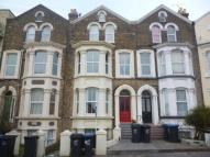 Terraced property in Harold Road, Cliftonville