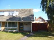 2 bedroom semi detached house to rent in Sherwood Road...