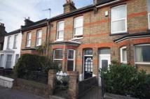 2 bed Terraced house to rent in Hereson Road, Ramsgate
