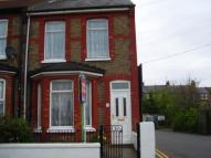 3 bed End of Terrace house in Cecilia Road, Ramsgate