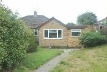 2 bed Semi-Detached Bungalow in TAPLOW